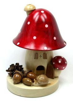 Red Mushroom Haus German Smoker. This is similar to ours. But they come in all different styles.