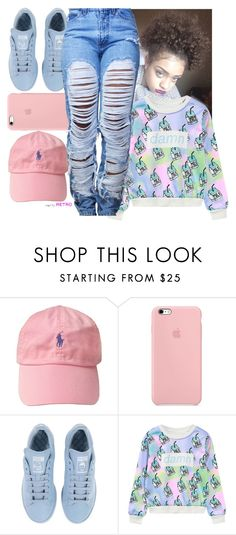 """Girl U Make Me Wanna Get U Pregnat ~Chris Brown, Tyrese , R Kelly"" by prettygurl21 ❤ liked on Polyvore featuring adidas and WithChic"