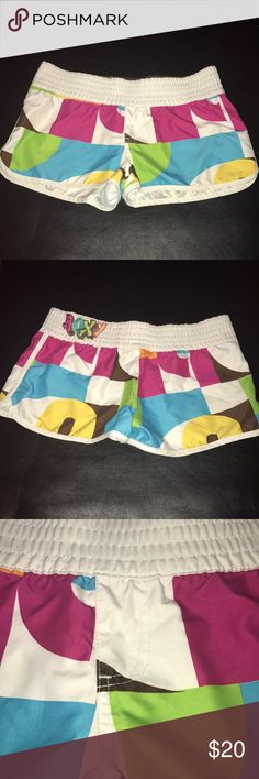 Roxy mini shorts size 7 juniors Preowned Roxy Shorts