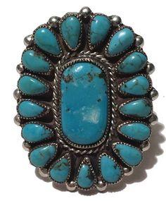 Zuni Ring