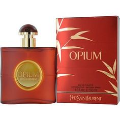 I'm learning all about Yves Saint Laurent Opium Edt Spray 1.6 Oz For Women at @Influenster!