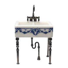 Space-Saver Sink by Reutter Porzellan