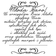 Cardmaking by jolagg: Życzenia ślubne - free cd.