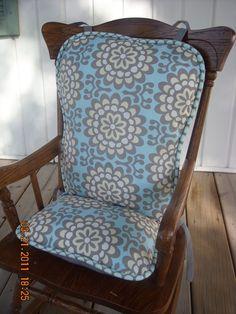 Rocking Chair Pads   Chair Pad, Greendale, Cushions | | Glider Rocking  Chairs | Aeron, Top Ergonomic Chairs | Pinterest | Rocking Chair Pads,  Glider Rocking ...