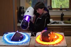 Must Make!  That is great.  But you have to hide one of them.  Recreate the search for your other portal!