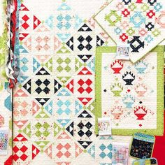 International Quilt Market Review and Preview