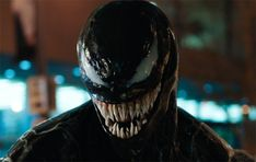 Tom Hardy Is VENOM In New Official Trailer. The film opens October 2018 and also stars Woody Harrelson and Michelle Williams.s new film is amazing Film Venom, Venom Movie, Tom Hardy, X Men, Spider Gwen, Michelle Williams, Christopher Nolan, Infinity War, Marvel Infinity