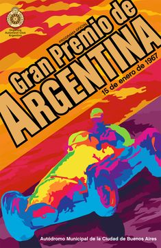 gran premio de argentina 1967