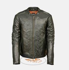 Best Leather Jacket Winter men
