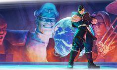 Pas besoin du stick pour lancer les coups spéciaux de ce nouveau personnage de Street Fighter V (Journaldugeek)