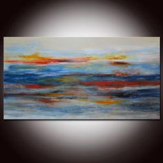Large Original Abstract Painting Original Minimalist Painting