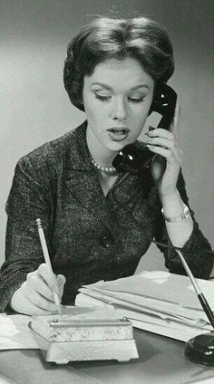 Super secretary.