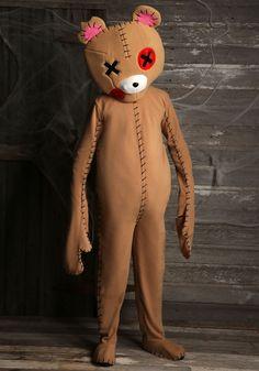 Lifeless Bear Adult Costume - FOREVER HALLOWEEN