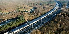 first train in Belgium using solar PV cells