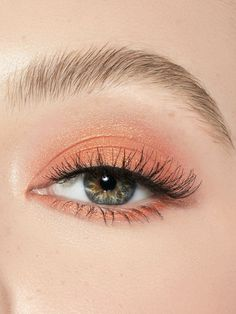 Kylie Cosmetics eyeshadow pressed single in the shade Martini Mama, a satin champagne pink. The eyeshadow singles are highly-blendable, pigmented pressed powder shadows in a creamy texture, available in multiple finishes. Makeup Inspo, Makeup Inspiration, Makeup Tips, Beauty Makeup, Hair Makeup, Makeup Products, Makeup Ideas, Prom Makeup, Wedding Makeup