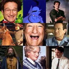 Today we lost a great man. Rest in paradise Robin Williams. You were loved. And you were a wonderful actor.