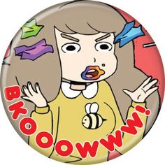 Bee and Puppycat Bkoow Pinback Button BAE 24 82866 for sale online Bravest Warriors, Vintage Type, Pin And Patches, Geek Girls, Geek Out, Magical Girl, Cute Cartoon, Catio