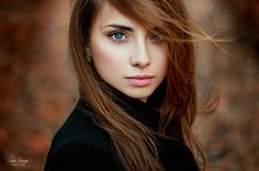 Autumn portrait 4 by Ann Nevreva on 500px