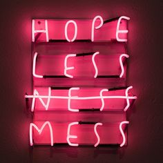hopelessnessmess