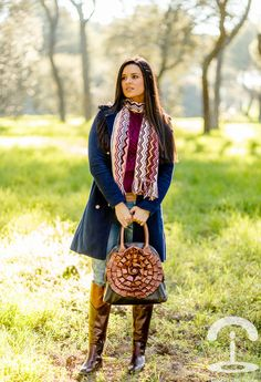 #Missoni  Scarves / Echarpes, Valentino  Bags and Clarks  Boots