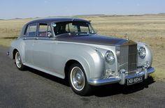 Rolls Royce Silver Cloud Mark 2