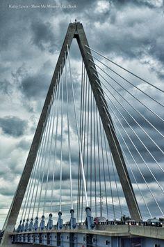 Christopher S. Bond Bridge - Kansas City, Missouri