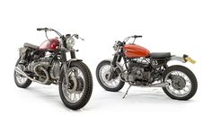 BMW '84 R80ST dual build -by Dust Motorcycles