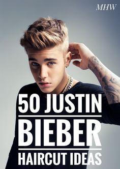 50 Popstar Justin Bieber Haircut Ideas - Men Hairstyles World Cool Hairstyles For Men, Cool Haircuts, Celebrity Hairstyles, Hairstyles Haircuts, Haircuts For Men, Justin Bieber Short Hair, I Love Justin Bieber, Short Hair Styles Easy, Bleached Hair