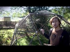 building a geodesic dome just got a whole lot easier thanks to hubs