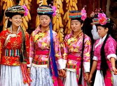 China minority group tour