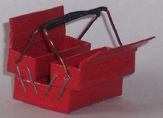 * Tutorials * sewing box - fishing box - tool box - art box ...