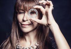 Sema Sezen - Tezer #schmuckdesign #madeingermany Bel Air, Wildfox, Round Sunglasses, Fashion, Face, Pictures, Moda, Round Frame Sunglasses, Fashion Styles