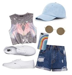 """""""School #3"""" by indiemess1 ❤ liked on Polyvore featuring Forever 21, Vans, Marc Jacobs and Sole Society"""