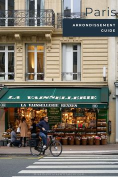 Paris Arrondissement Guide – the ultimate guide to what each arrondissement is known for and the highlights of what you can find in those Parisian neighborhoods. There are 20 arrondissements in Paris and this guide will help you map out where to go and where to spend your precious travel time! It is a great way to plan what to do in Paris and select your particular list of things to do in Paris France. #paris #france #parisfrance #parisarrondissement #thingstodoinparis.