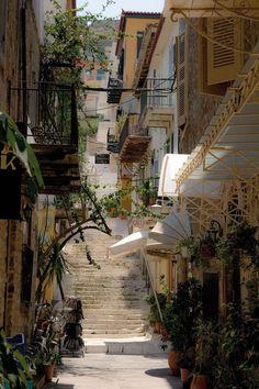 Greece Travel Inspiration - Beautiful Nafplio, Greece