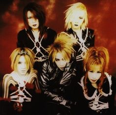 Crack Brain, one of Hizaki (Versailles)'s old bands!
