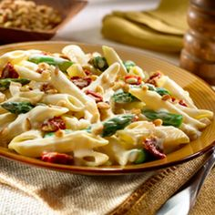 ... lingiunie/ravioli recipes on Pinterest | Linguine, Ravioli and Shrimp