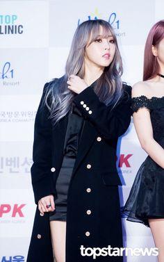 [HD포토] 마마무(MAMAMOO) 문별 머리카락만 넘겨도 심쿵  #서울가요대상 #마마무 #MAMAMOO #문별