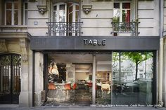 Table Paris