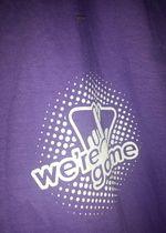 Purple Virginia Lottery T-Shirt