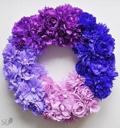 Венок из цветов для фотосессии