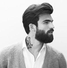 #barba #cabelo #combinação #topete