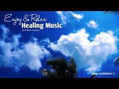 Beautiful Relaxing LongTime Healing Music (Deep Meditation 2) Piano Solo
