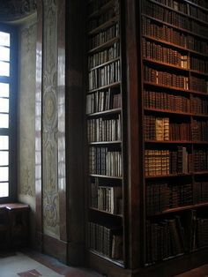 Reminds me of the Hogwarts library.