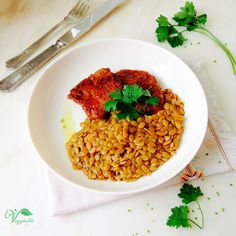 Bifes de Soja com Molho de Tomate (pode-se ainda optar por fazer esta receita trocando osBifes de Soja com Molho de Tomate da Cem Porcentopor bifes de seitan, tempeh ou tofu)