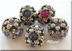 Alles Meins!: Nautilus Spacer Beads - Pattern