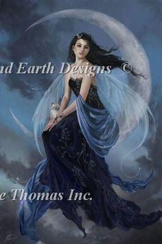Moon Indigo Nene Thomas Heaven and Earth Designs