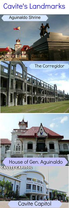 Cavite's Landmarks