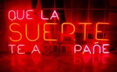 'Que la suerte te apañe' - Out of order http://www.outoforderdatabase.blogspot.com.es/