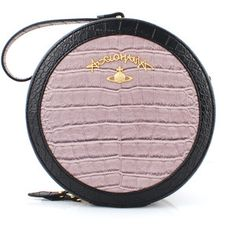 Vivienne Westwood Jungle Crocodile 7072 Round Bag